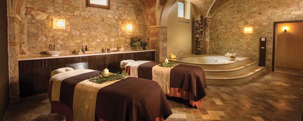 luxury spa at Timbers Resorts property