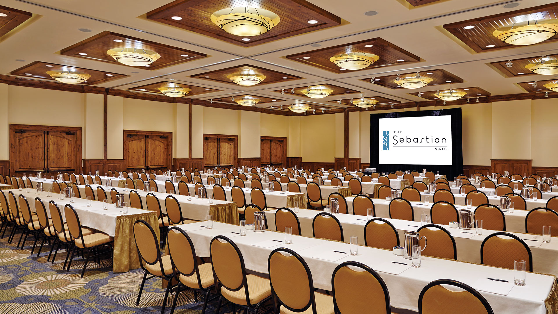 The Sebastian - Vail - Conference Space
