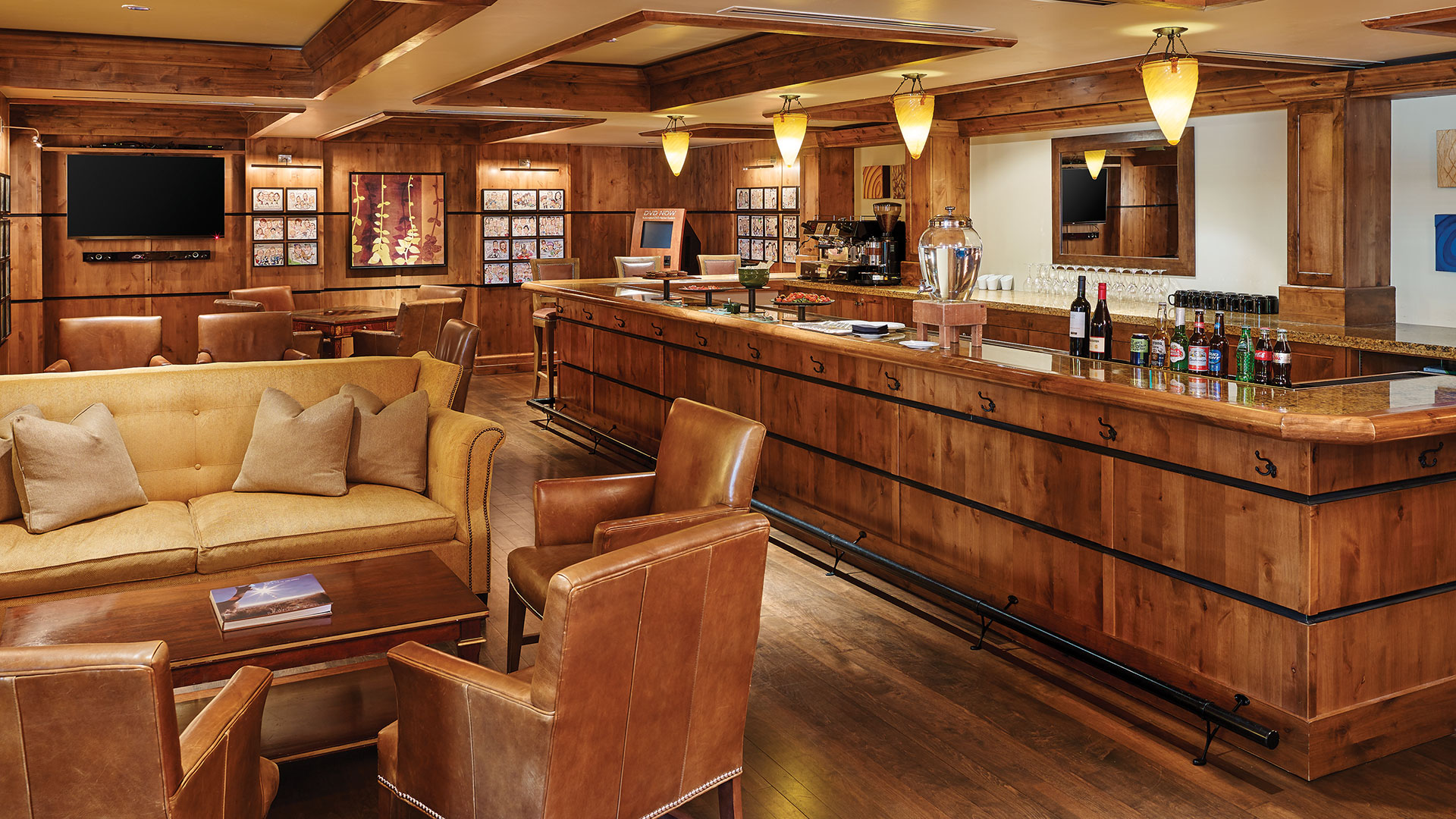 The Sebastian - Vail - Owners Lounge