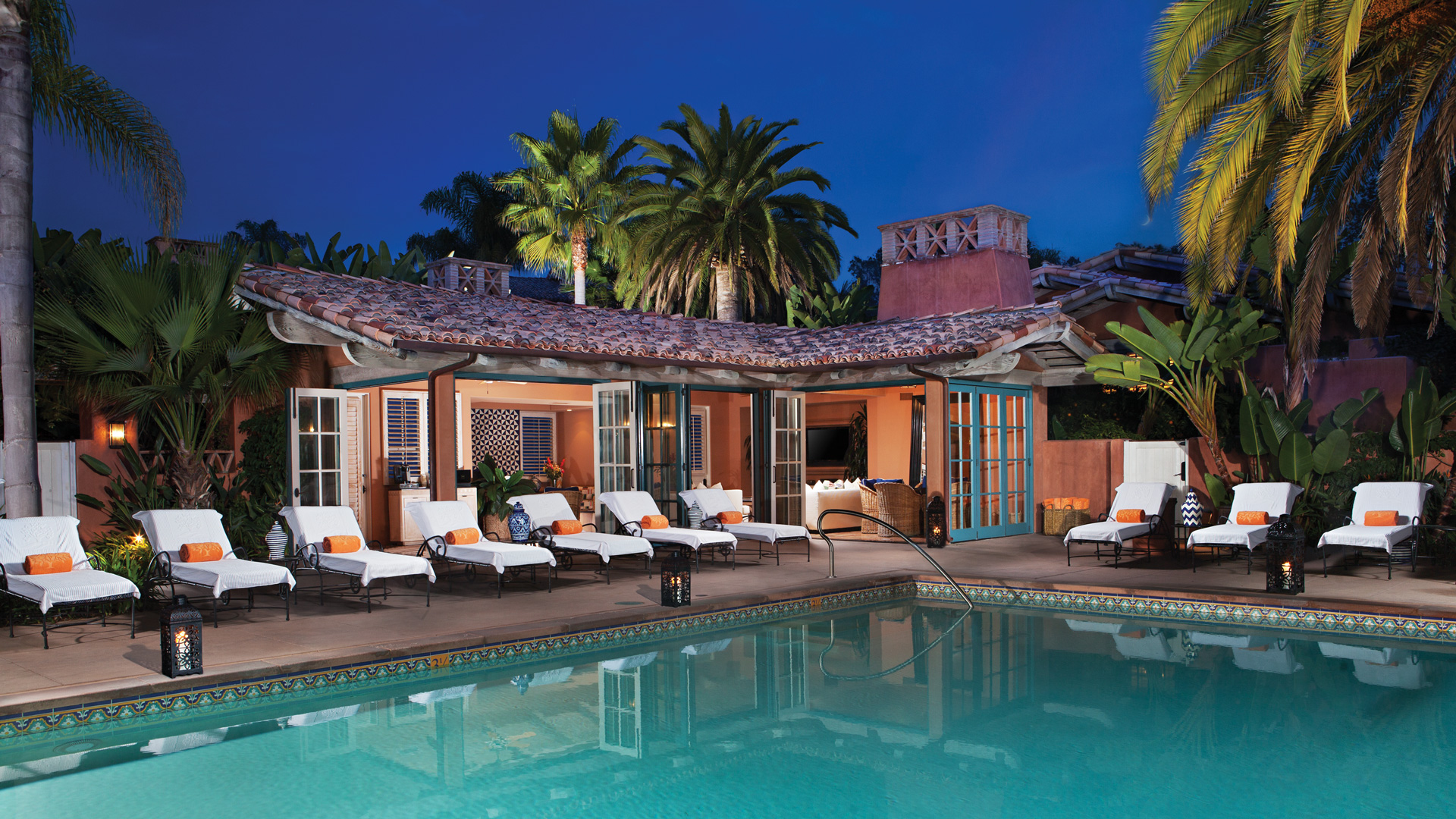 Rancho Valencia Timbers Resorts
