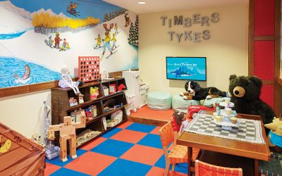 Timbers Bachelor Gulch - Tykes Room