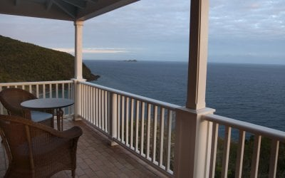 Terrace view from Botany Bay home