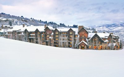 Exterior view of Timbers Bachelor Gulch
