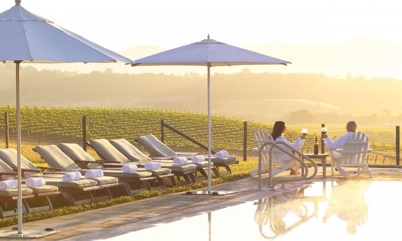 THE ORCHARD AT CARNEROS RESORT & SPA